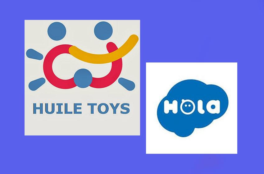 معرفی شرکت اسباببازیسازی هالیتویز( Hola Toys یا  Huile Toys)