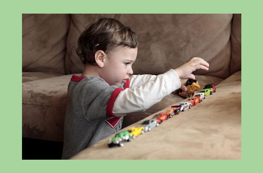 کودک اوتیسم و اسباببازیهای کاربردی (بخش اول)