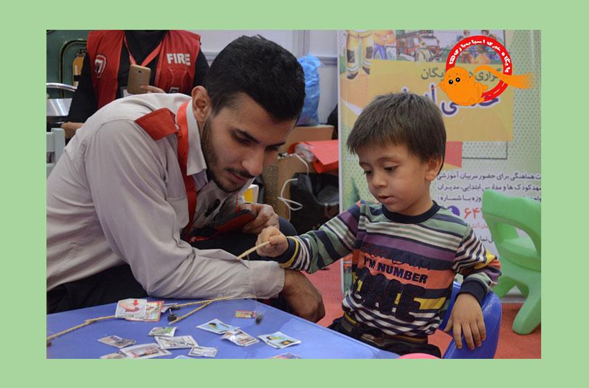 گزارش تصویری پنجمین جشنواره ملی اسباببازی – قسمت دوم