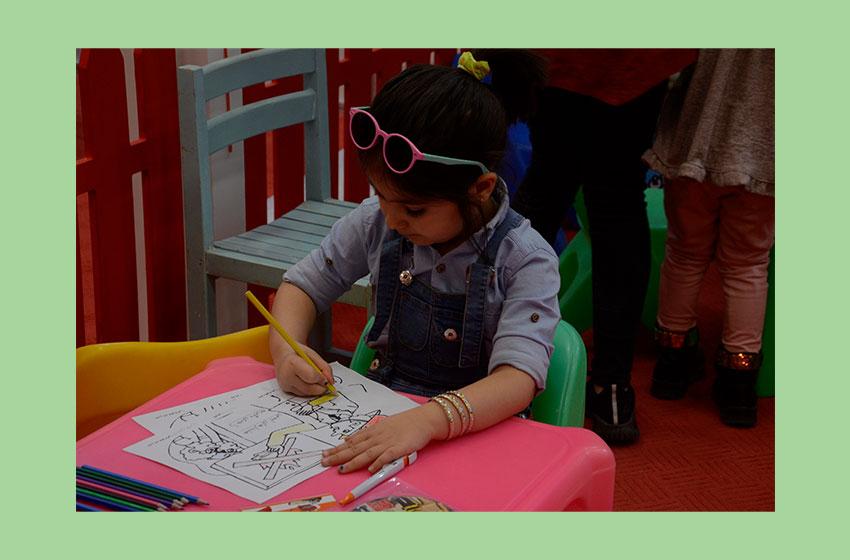 اسباببازی برای کودکان خلاق