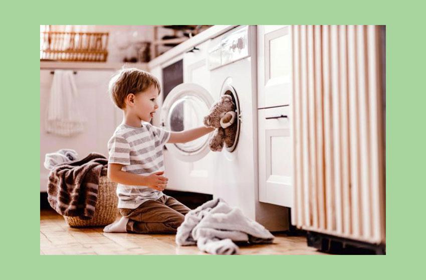 شستوشو و مراقبت از اسباببازیهای نرم